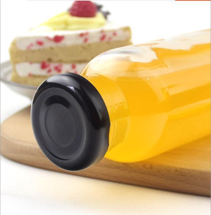 290ml kambučas dzērienu stikla pudele ar skrūvējamu vāciņu Featured attēlu