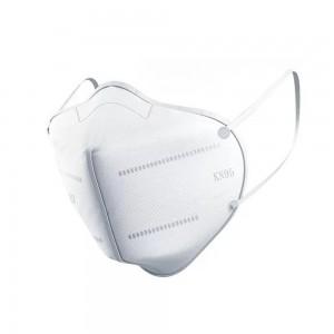 Lin lang Shanghai CE FDA Approved kn95 face mask respirator