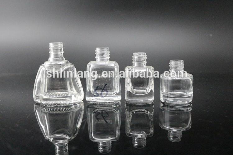 shanghai linlang nail polish bottle 15ml uv in bottles