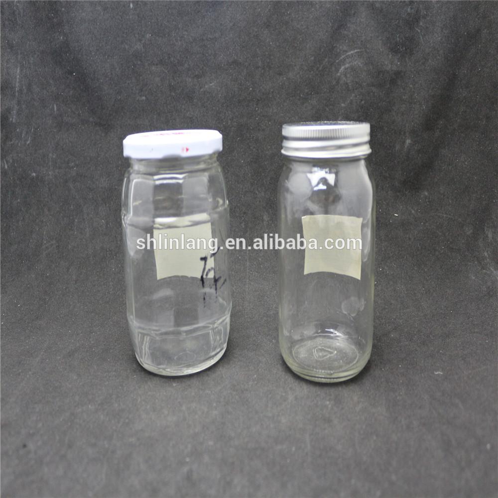 Linlang karstā atzinīgi stikla izstrādājumu, pārtikas pudele