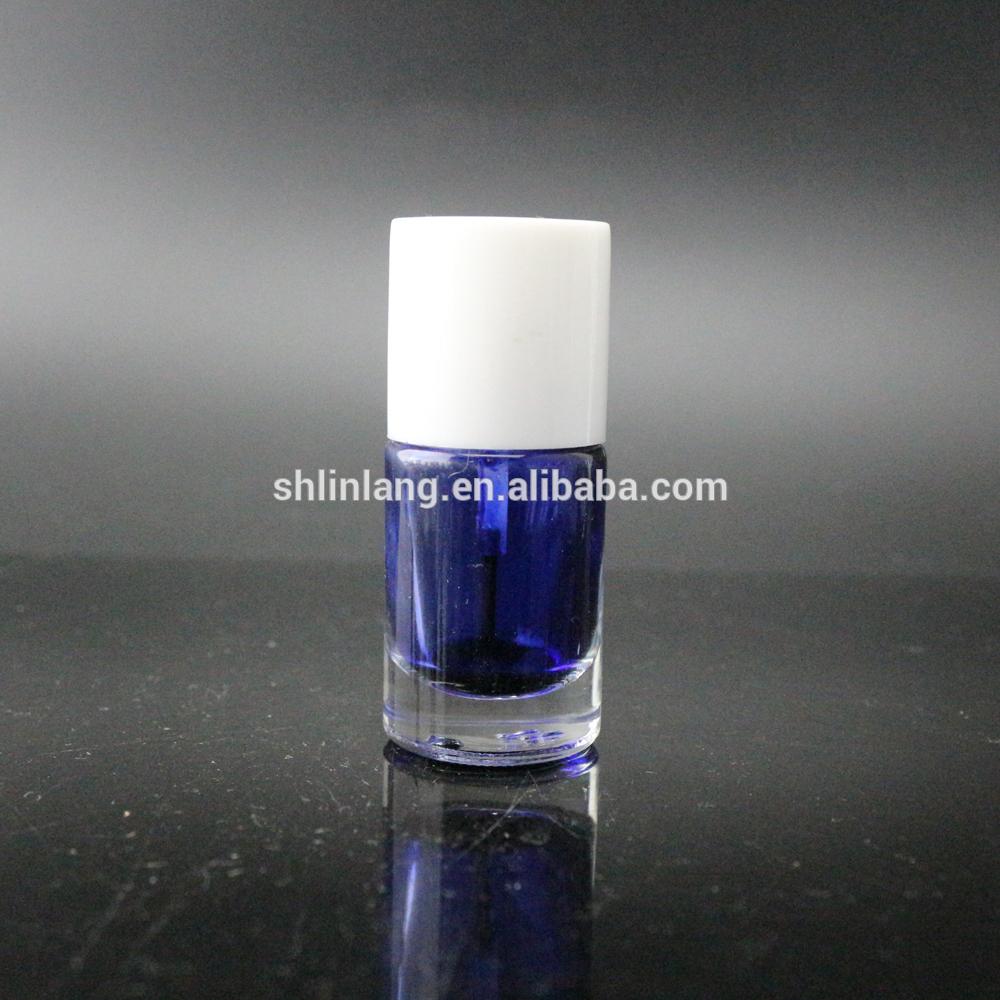 shanghai linlang most popular 5 10 15 20 25 30 ml nail polish cosmetics glass bottle