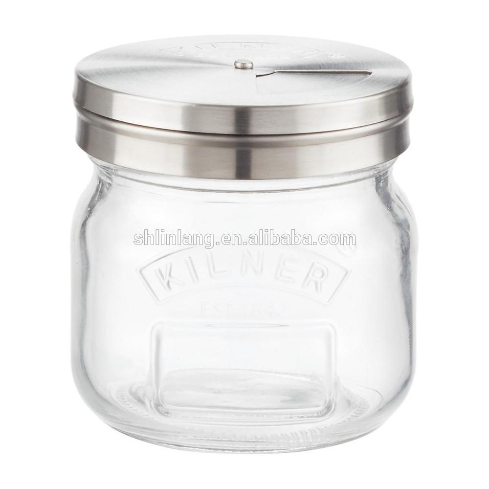 Linlang hot welcomed glass products,salt shaker bottle