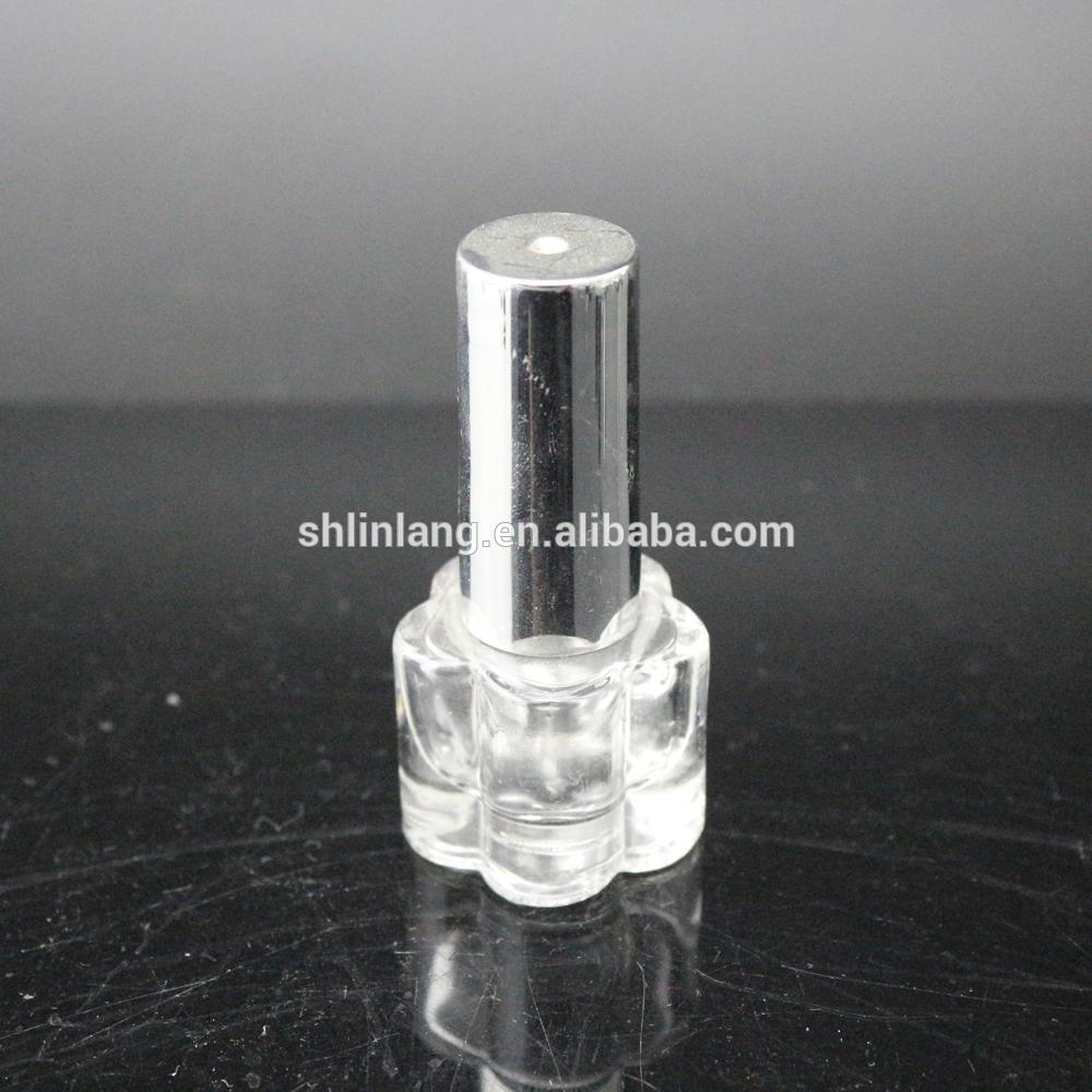 shanghai linlang nail polish glass bottle
