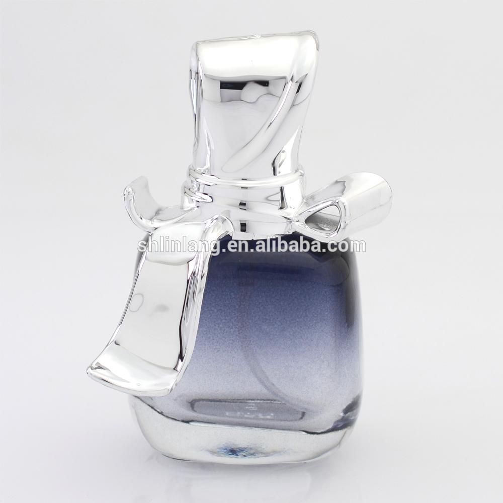 SHANGHAI LINLANG wholesale mens black perfume bottles
