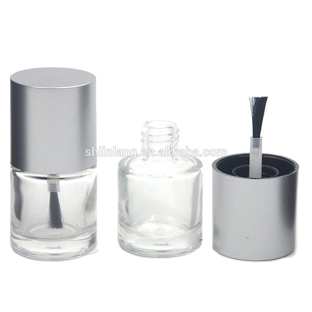 Wholesale Factory China Glass Bottle Empty Nail Polish Glass Bottle Producer