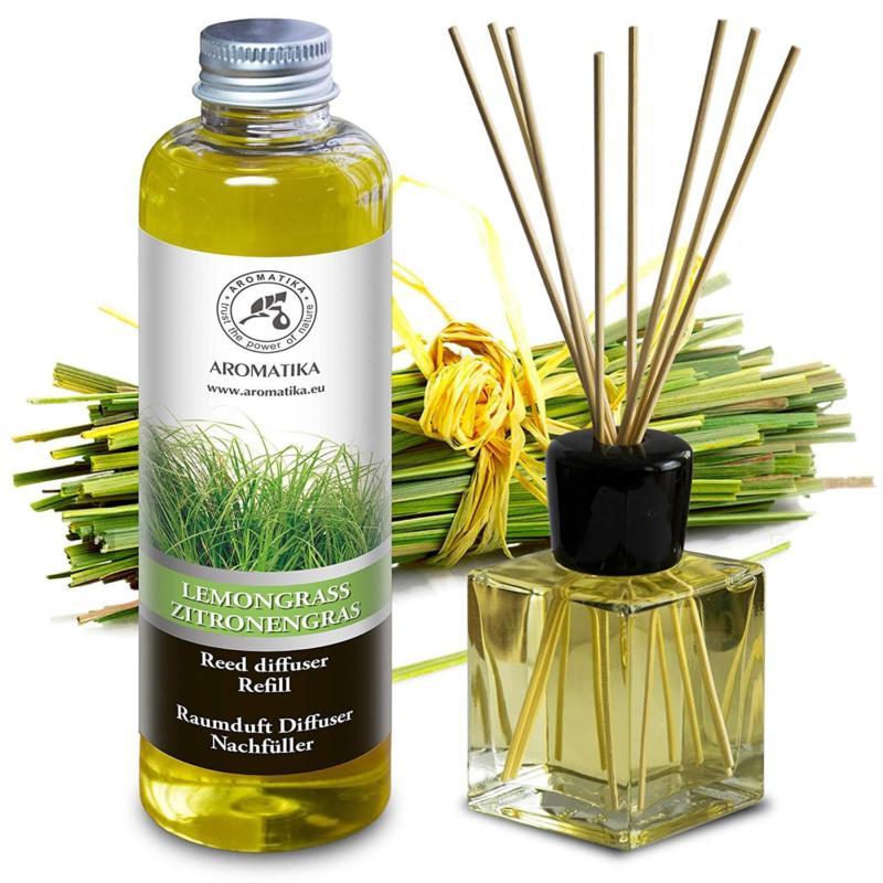Reed bottle glass diffuser oil refill
