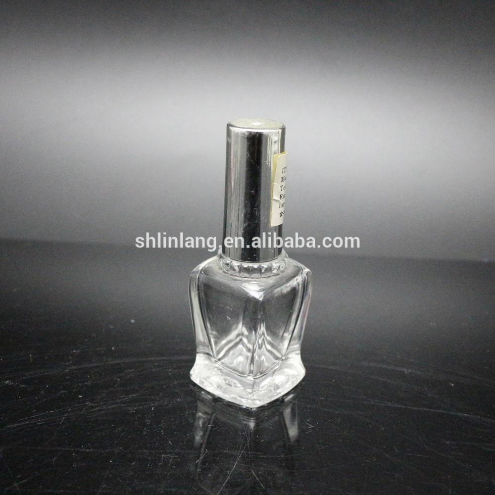 shanghai linlang nail polish glass bottle in bottles