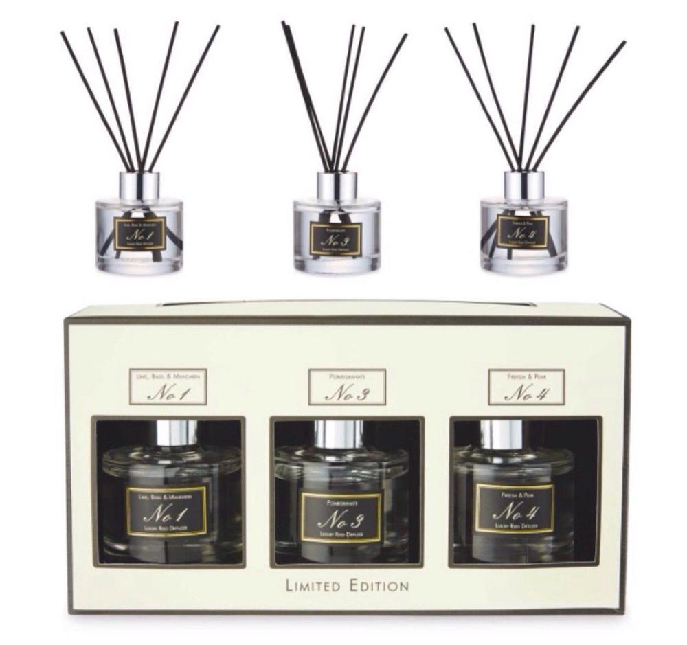 Room Spray Gift Set Limited Edition Fragrance Aldi Luxury Fragrance Reed Diffuser