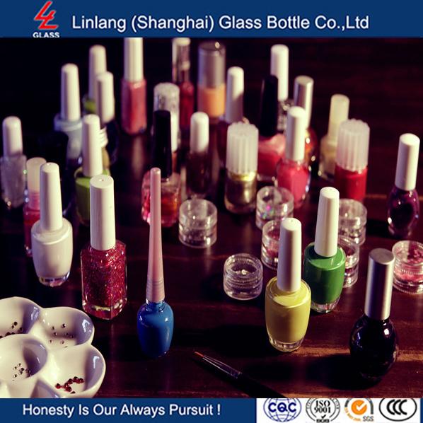 high quality 8ml nail polish oil glass bottle