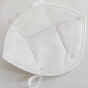 Lin lang Shanghai factory kn95 disposable face mask