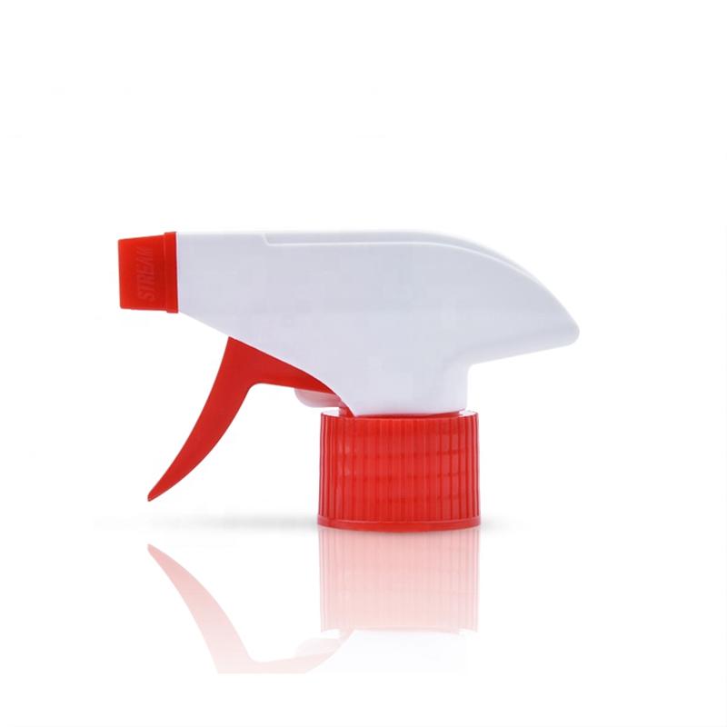 linlang shanghai high quality plastic foam trigger sprayer 28/400 28/410