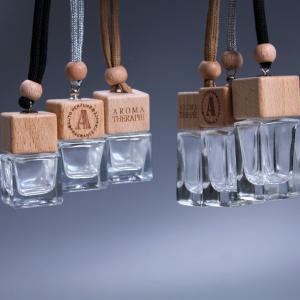 In Stock empty 5ml 10ml 15ml 20ml 30ml 50ml 100ml amber essential oil glass bottle with cork caps