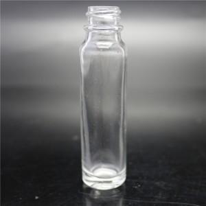 shanghai factory 22ml small custom sauce bottle