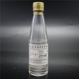 shanghai factory 50ml sauce glass bottle