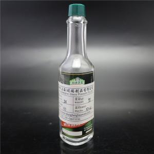 shanghai factory sale tabasco sauce bottles 50ml