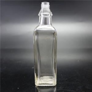 shanghai linlang factory 60ml hot sauce bottle glass